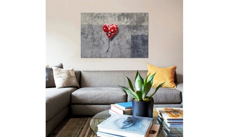 Bandage Heart (Full) by Banksy c66dd791-5c32-4796-bf4e-d6644965922d