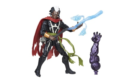 Marvel Legends Masters of Magic: Brother Voodoo Comic Sorcerer Action 2fa29178-1609-4dbb-add6-cc3f64b46285