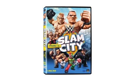 WWE: Slam City (DVD) 0d3e664e-ab2d-4e34-8b7f-6f060d47a2a1