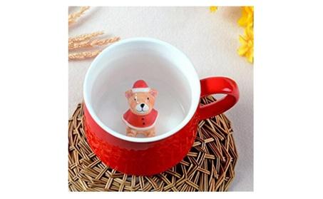 3D Animal Cartoon Cup Coffee Mug Tea Cup Festival Collection Mugs ca11cbb8-a59e-4463-99f4-d466aedc1b30