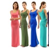 Women's Vest Sleeveless Dress Casual home clothes  Summer Maxi Dress
