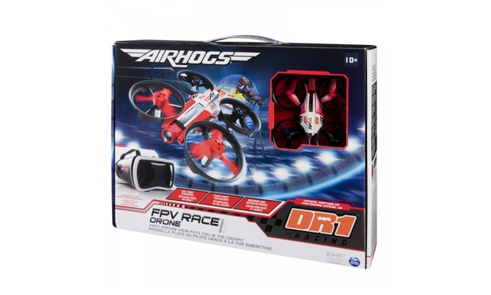 Details About Air Hogs Dr1 Official Fpv Race Drone For High Speed