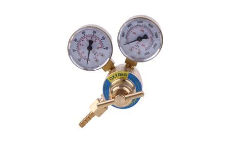 Professional Oxygen Regulator Golden & White fd1217e2-3e29-445f-9dfa-fa035a38b673