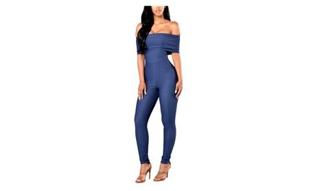 Skinny Leg Jumpsuit 294d2d51-efcf-4410-accf-9110990eff2d