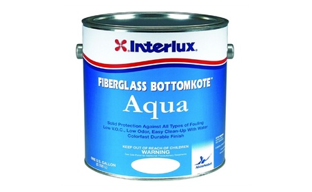 Interlux Fiberglass Bottomkote Aqua Bottom Paint 29b29bda-f16d-4ceb-a547-2473c84b58d2
