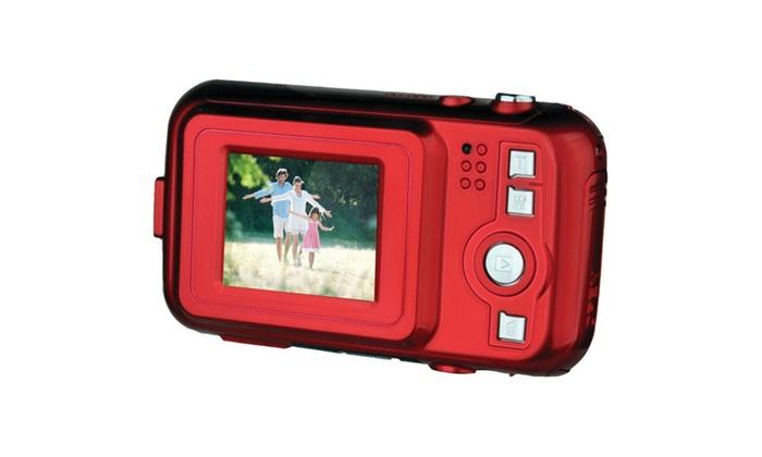 Bell Howell Dc Bl Fun Flix Kids Digital Camera   Megapixel