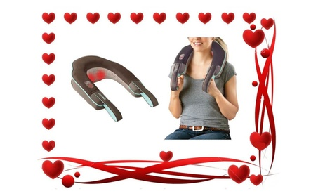 Vibration Neck Massager Smoothing Heat Special For Valentine Day 58396b11-d5eb-4877-abc3-35eefeb6edd3