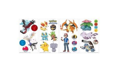 Roommates Decor XY Pokemon Wall Decals 6826b2ef-2156-45c5-86f1-36f862786db0