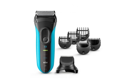 Braun Series 3 3010BT Shave & Styler, Wet & Dry Electric Shaver 8bc081d8-d19a-4096-8adb-0d3b5b4ee1b1