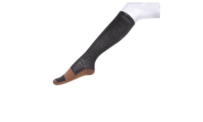 Fashion Comfortable Relief Soft Unisex Anti-Fatigue Compression Socks