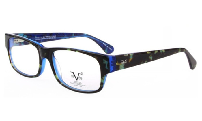 versace optical frames v1969 collection groupon