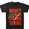 Deadpool Swords Tacos T-Shirt
