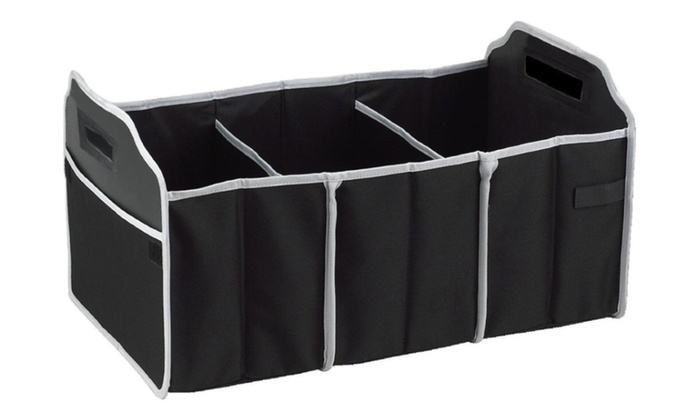 Cooler and Portable Car Truck Organizer