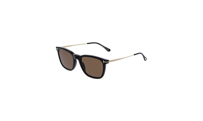 42a25118e3 Up To 58% Off on Tom Ford Men s Rectangle Sung...