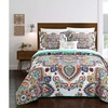 Auvergne and Huntington 4 or 3 Pc Bohemian Quilts