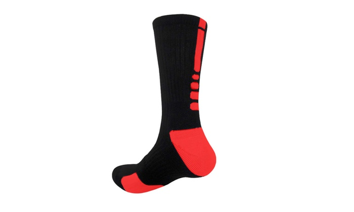 Full-Court Basketball Compression Socks