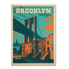 Anderson Design Group 'Brooklyn' Canvas Art