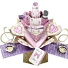 Second Nature Pop Ups - Wedding Cake Card
