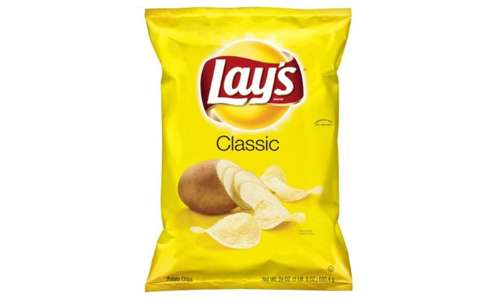 lays classic potato chips Lays potato chips classic 18k likes delicious.