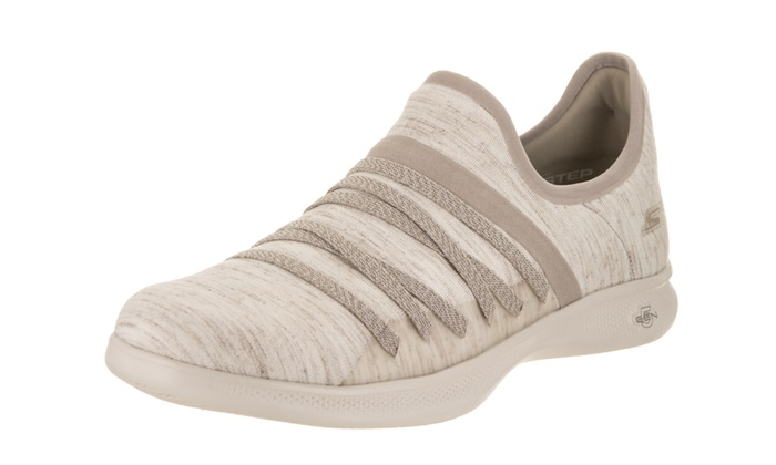 Skechers Women's Go Step Lite Strived Casual Shoe | Groupon