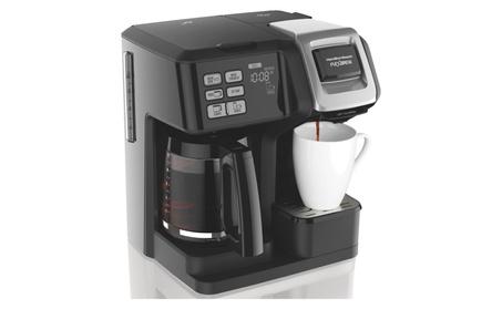 Hamilton Beach FlexBrew 2 Way Coffee Maker - 49976 8d5ed059-f290-4c7b-b1e6-4076667f6317