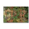 Carl Edvard Diriks 'Fauve Landscape' Canvas Art