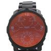 Diesel DZ7362 Machinus Black Ion Plated Stainless Steel Watch