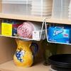 Evelots Under-Shelf Basket Wire Rack (2-Pack)