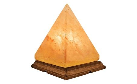 Natural Himalayan Pyramid Salt Lamp Ionic Air Purifier Rock Crystal 8186dc95-5841-4b8e-89a4-3e7756f10fbd