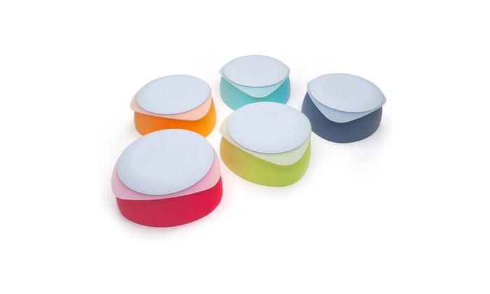 Sleepypod Yummy Bowl Set YB-SEA-S Sea Breeze - Small