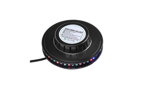 LED Disco Light-7 Color Rotating Stage Lights, Party Lights, Gift Idea 1e6f1e9e-356e-49f1-a99d-4aa807a5db50