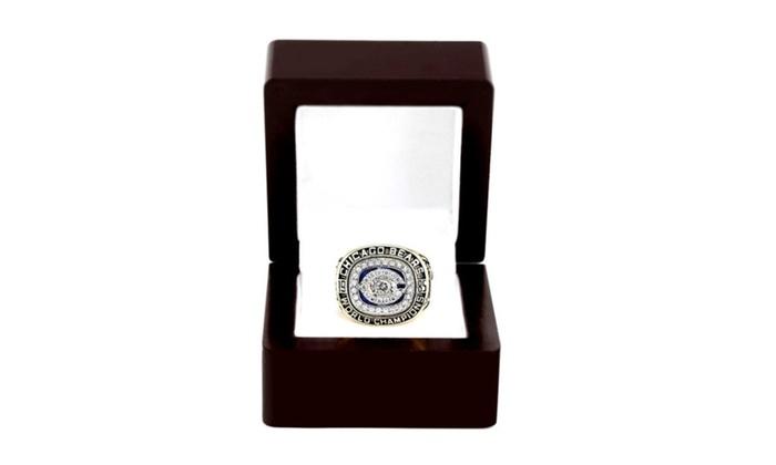 Chicago Bears Championship Ring 1985 Replica Super Bowl Football Rings