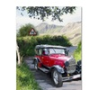 The Macneil Studio 'Vintage Ford' Canvas Art