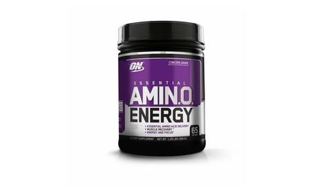 Optimum Nutrition Amino Energy, Concord Grape 1.29lbs