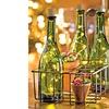 LED Cork Wine Bottle Lights (3-Pack)