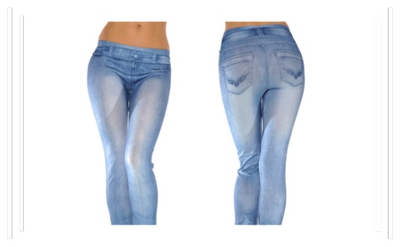 Women's Fashion Apparel Slim Leggings Jean Jeggings