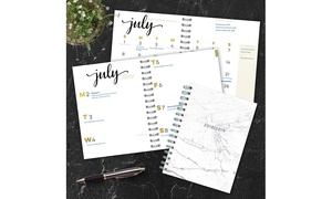 2019 Academic Year Medium Weekly and Monthly Planners