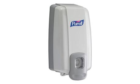 Go Jo Industries Nxt Instant Hand Sanitizer Dispenser, 1000ml, 5 1/8w X 4d X 10h b7df48f7-1953-45e2-ba76-9ce313fefdba