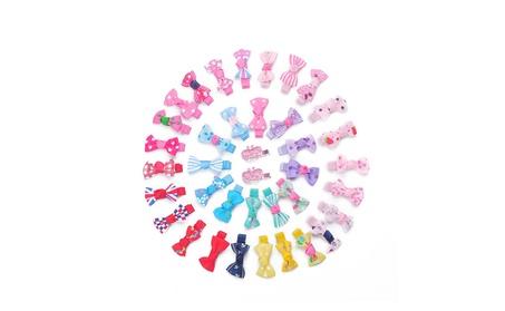 PET N PET Dog Hair Clips Hair Bows Puppy Hair Accessories Random Color 3b66f4f3-ccc0-4e37-a07a-d89fcba2898a