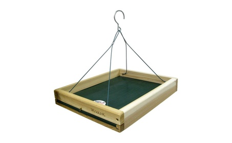 Audubon-Woodlink 991030 Feeder Platform Bamboo (Goods For The Home Patio & Garden Bird Feeders & Food) photo