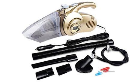 Vacuum Cleaner 12V 100W Portable Car Air Compressor - Led Display f8a3205a-ea47-4cba-bf44-c4fa0671872a