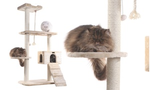 Armarkat Classic Cat Tree Model A5801, Beige