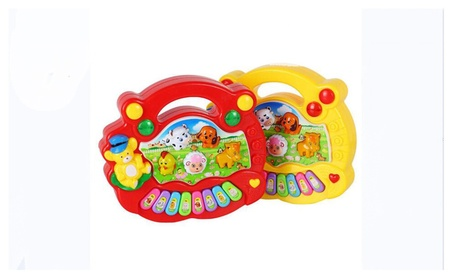 Baby Music Toy - Animal Musical Educational Piano Developmental Gift 502f4917-f2c8-4593-a01c-9066c44ecf0c