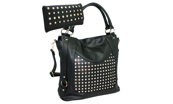 Chic Women Tote Set With Removable Strap