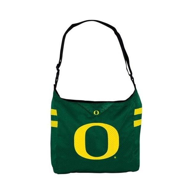 0e8daff40 Little Earth 100101-UOR-1 Oregon Ducks Team Jersey Tote | Groupon