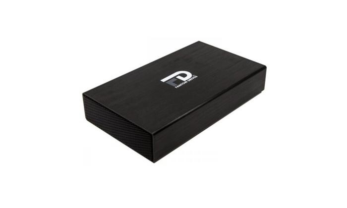 Fantom Drives Pro 7200RPM USB 3 0, eSATA, Firewire External Hard Drive  (10TB)