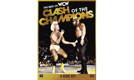 WWE: Best of WCW Clash of the Champions, The (3-Disc) (DVD) 259539cc-140b-4cc0-a128-4c8355f6801b