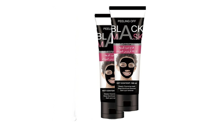New Women s Charcoal Peel-Off Mask Blackhead Remover Purifying Peel ... c94aaa7531