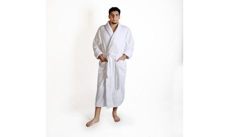 Superior Men/Women Turkish Cotton Terry Ultra-Plush and Absorbent Long Bathrobe