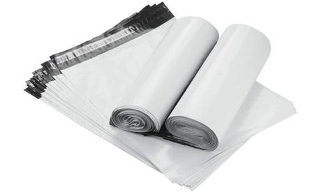 100x 2.4 MIL Poly Mailers Shipping Bags Envelopes 6x9 10x13 13x25